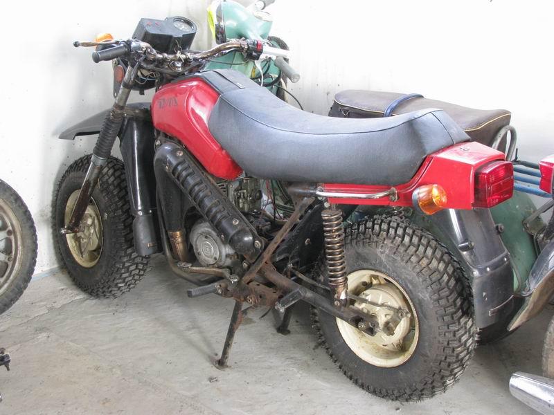 мотоцикл иж модуль #10